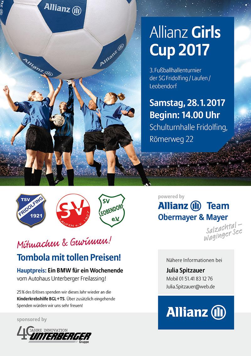 Allianz Girls Cup 2017